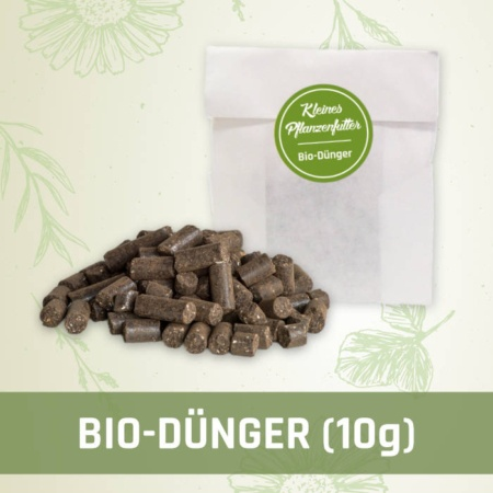 Produktfoto Bio-Dünger mit 10 Gramm